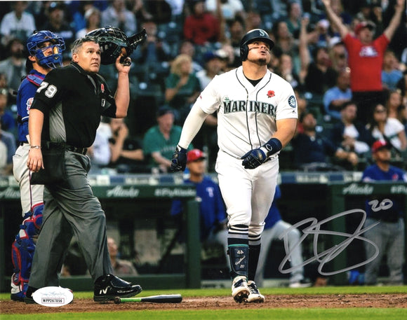 Daniel Vogelbach Seattle Mariners Signed 8x10 Photo #2 *FREE SHIPPING*