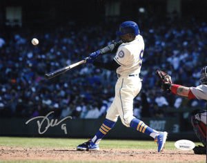 Dee Gordon Seattle Mariners Signed 8x10 JSA/COA Photo D *FREE SHIPPING*
