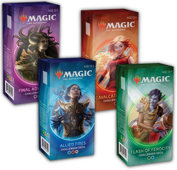 Magic the Gathering 2020 Challenger Deck Set