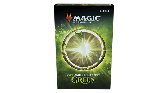 MTG Commander Green 2020 Deck (Non-Foil)