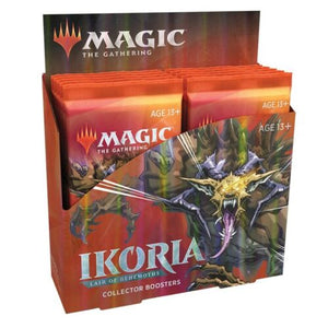 MTG Ikoria: Lair of Behemoths Collector Booster Box