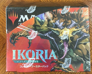 MTG Ikoria: Lair of Behemoths Collector Japanese Booster Box
