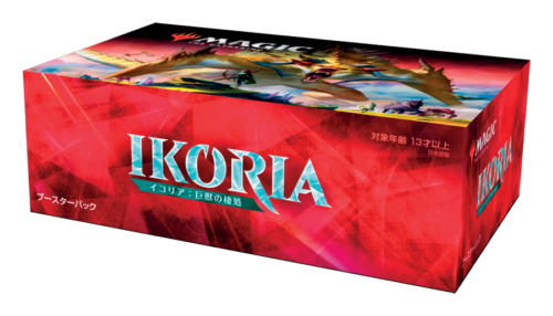 MTG Ikoria: Lair of Behemoths Japanese Booster Box