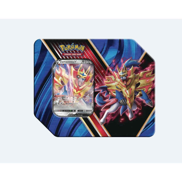 Pokémon Legends of Galar Tin: Zamazenta V