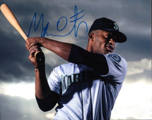 Mallex Smith Seattle Mariners Signed 8x10 Photo E Posed *FREE SHIPPING*