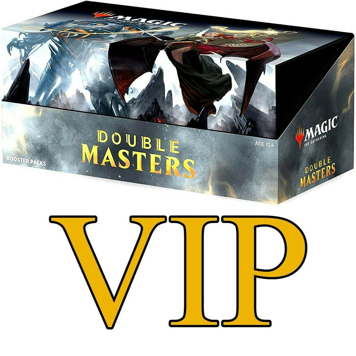 x4 PLAYSET DISCIPLE OF THE VAULT DOUBLE MASTERS 2XM NM//M