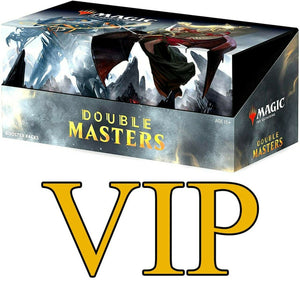MTG: Double Masters Booster Box VIP Edition