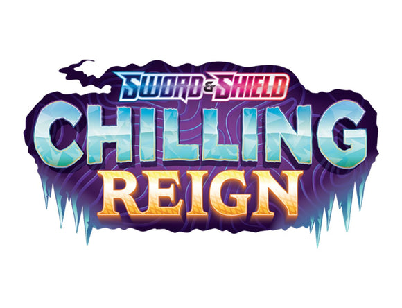 Pokemon Sword & Shield: Chilling Reign Build & Battle Deck Box Pre Order
