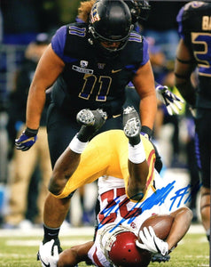 Elijah Qualls UW Huskies Signed 8x10 Photo #6 *FREE SHIPPING*