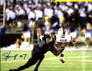 Shaq Thompson UW Huskies Signed 8x10 Photo *FREE SHIPPING*