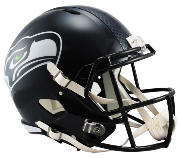 Seattle Seahawks Full Size Replica Speed Style Helmet *FREE SHIPPING