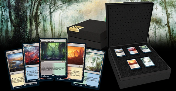 MTG Secret Lair Ultimate Edition Fetchlands Set