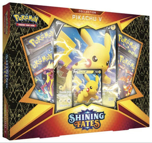Pokemon Shining Fates Collection Pikachu V Box Pre Order*