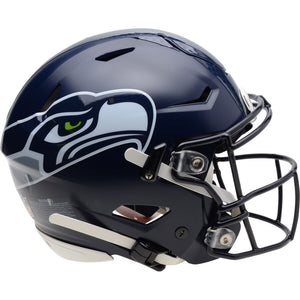 Seattle Seahawks Riddell Revolution Speed Flex Authentic Football Helmet *FREE SHIPPING
