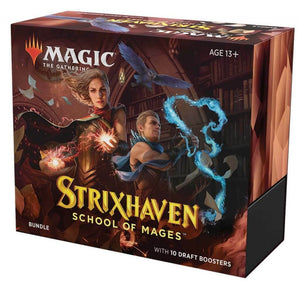 MTG Strixhaven: School of Mages Bundle Box Pre Order