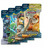 Pokemon Unbroken Bonds Booster Packs 144 Pack Sealed Case