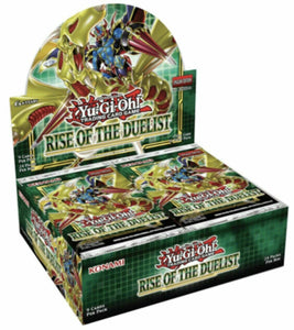 YuGiOh Rise of the Duelist 1st Edition Booster Box
