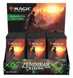 MTG: Zendikar Rising Booster Set Box Pre Order*