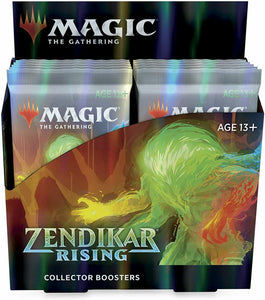 MTG: Zendikar Rising Collector Booster Box Pre Order*