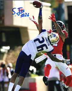 Sidney Jones UW Huskies Signed 8x10 Photo Autograph A *FREE SHIPPING*