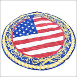 Beach Towels - AMERICAN BEACH TOWEL 4TH