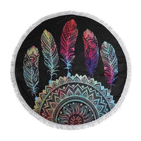 Beach Towels - DREAM CATCHER BEACH TOWEL