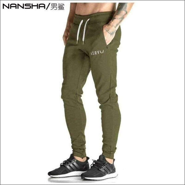 Cross Pants - Men Sportswear Pants Casual
