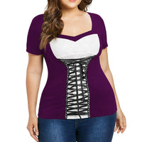 Curves - Vintage Madam Ruler Top