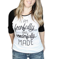 Curves - Wonderfully Made Girlfriend Top
