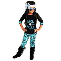 Kids - BABY GIRL BOSS PRINCESS SET