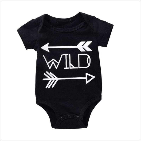 Kids - INFANT BODYSUIT BABY WILD