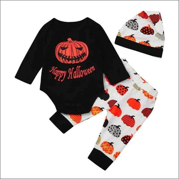Kids - INFANT HALLOWEEN OUTFIT SET
