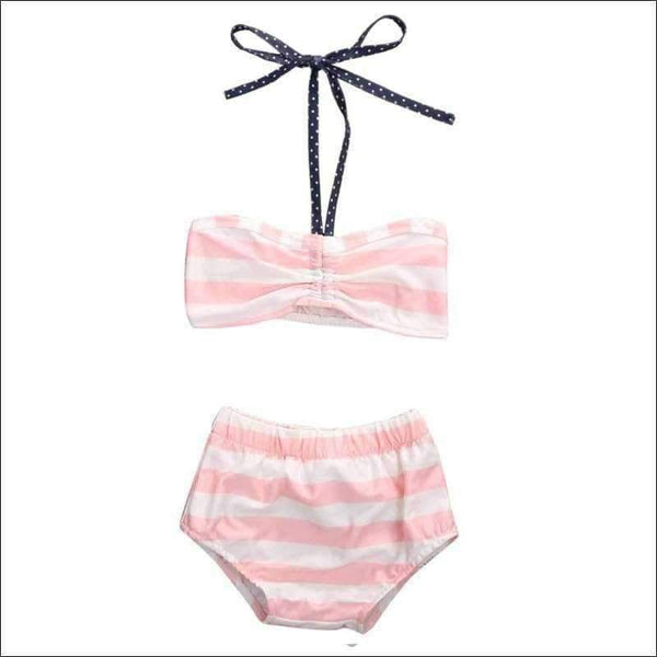 Kids - KIDS SWIMMING SET STRIPED
