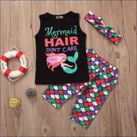 Kids - Mermaid Hair Don't Care