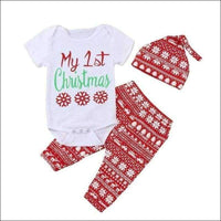 Kids - Newborn Baby Christmas Set
