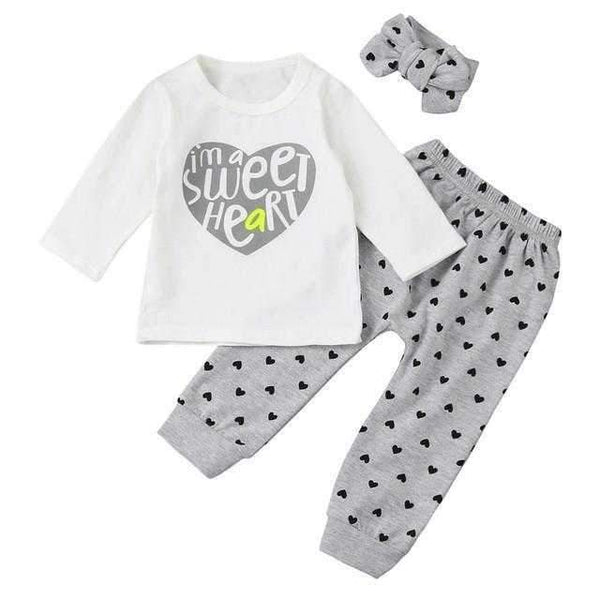 Kids - Newborn Sweetheart Set Heart
