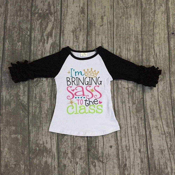 Kids - SASS TO CLASS SHIRT