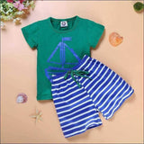 Kids - Summer Boys Clothing Set