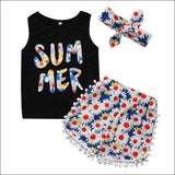 Kids - Summer Kids Set Flowers