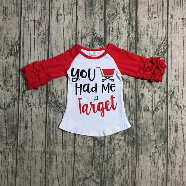 Kids - Target Shopping Toddler Top