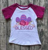 Kids - Toddler Bunny Easter Top