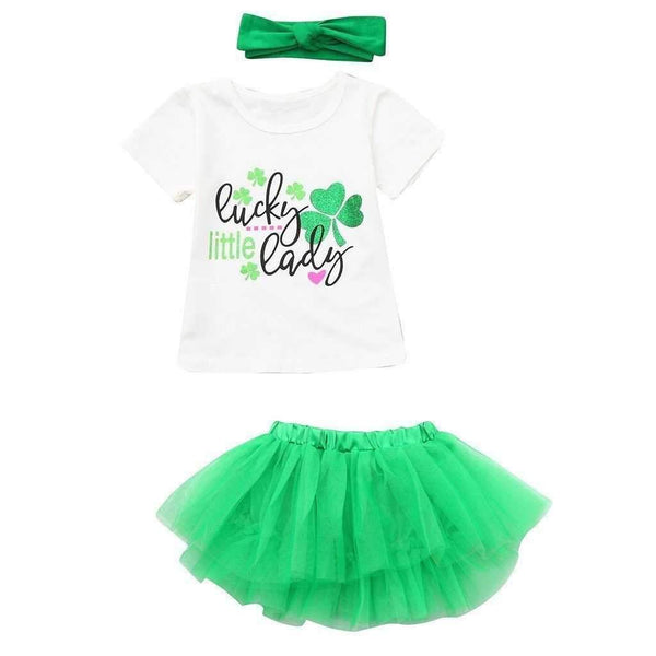 Kids - TODDLER SET LUCKY LADY