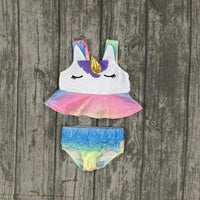 Kids - Unicorn Swimming Toddler Set