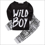 Kids - WILD BOY TODDLER SET