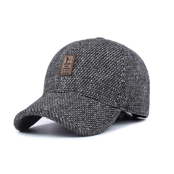 Mens - Mens Sleek Style Hat