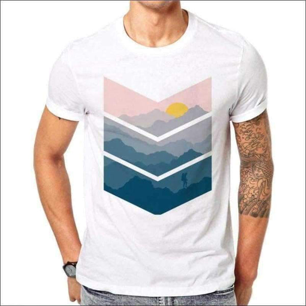 Mens - Sunrise Mens Tshirt