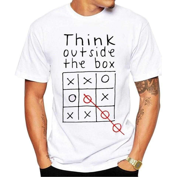 Mens - THINK OUTSIDE THE BOX