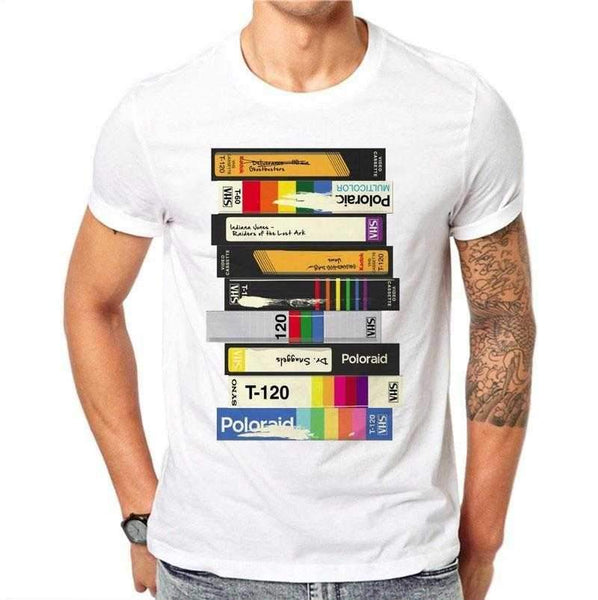 Mens - VHS COLLECTION SHIRT MENS