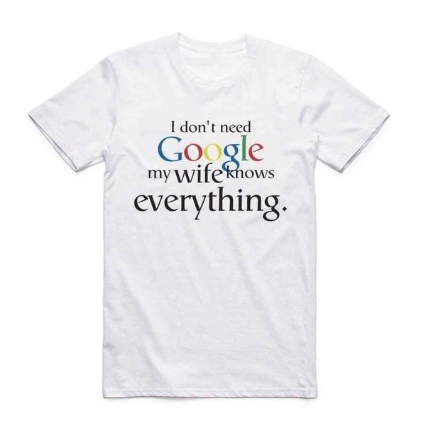 Mens - Wife Knows Everything Shirt
