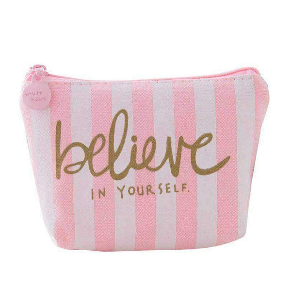 Outdoors - BELIEVE IN YOURSELF BAGS